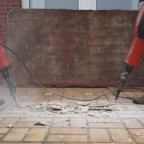 De Roos Bouw & Renovatie - Afbraakwerken